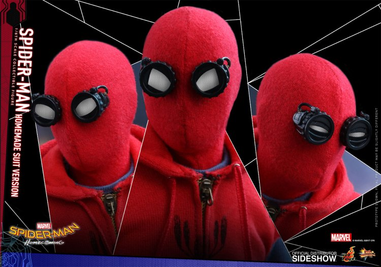 Spider-man Homecoming action figure