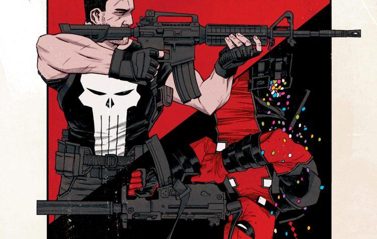 punisher v deadpool