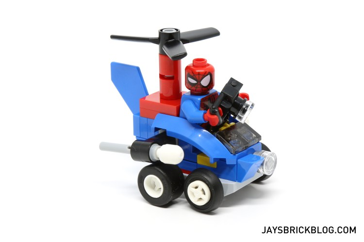 spider-man helicoptor