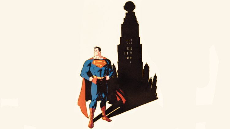 superman and the daily planet