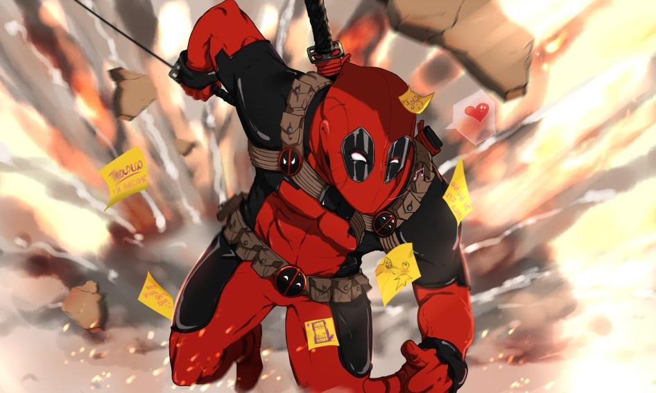 Deadpool – Trololoo I'm Awesome