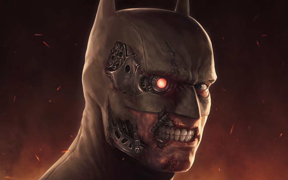 cyborg batman
