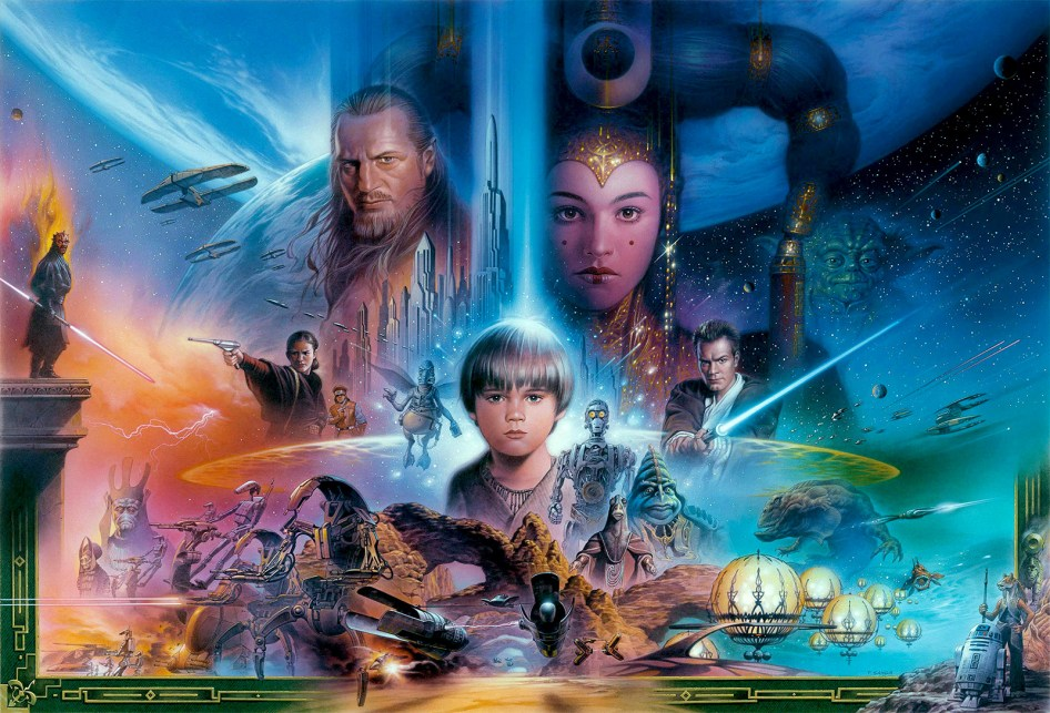 The Phantom Menace by Tsuneo Sanda