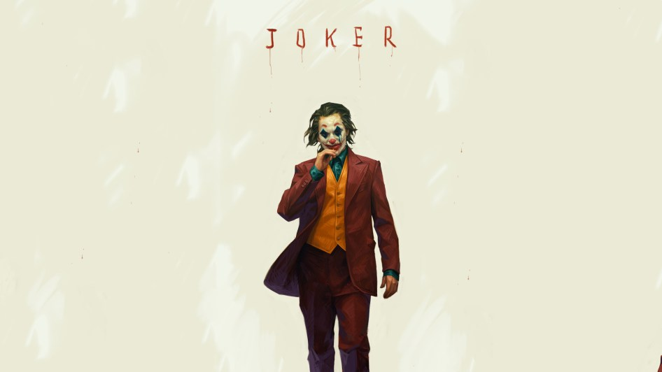 joker is a smoker
