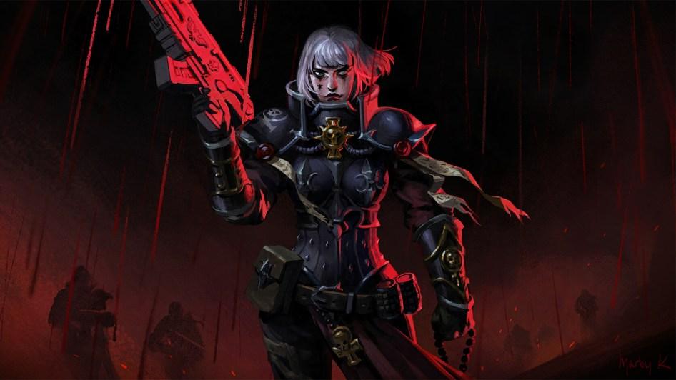 warrior sister