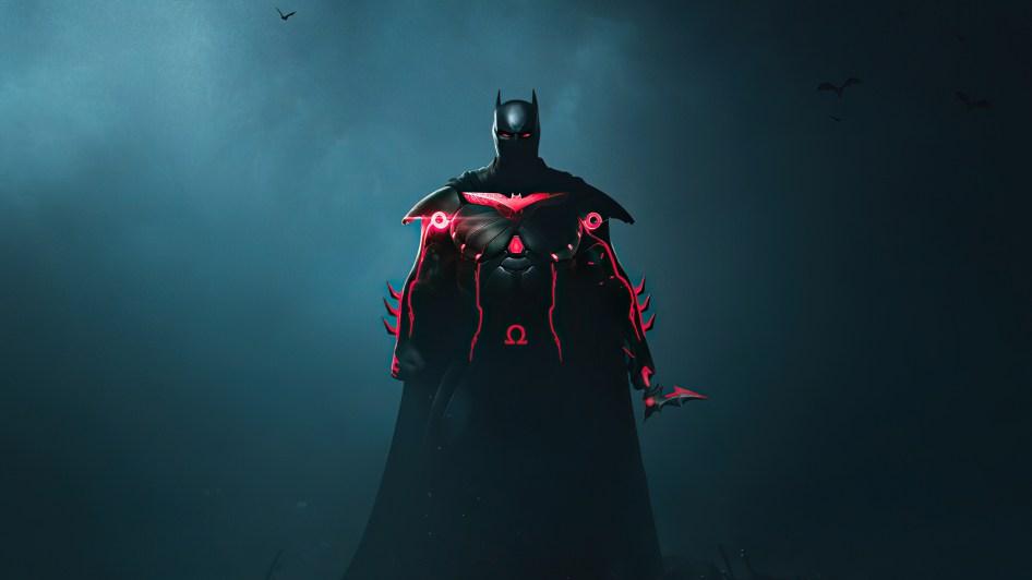 cyber batman