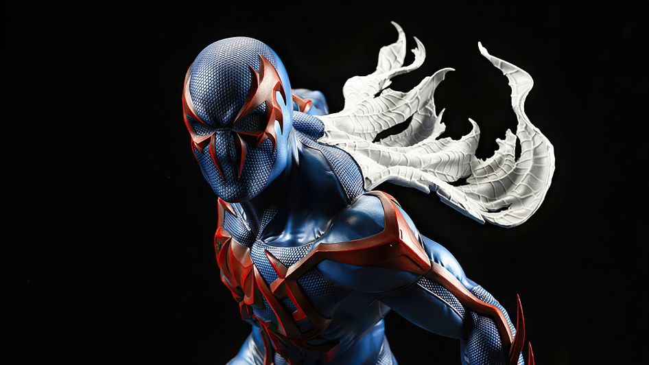 Spider-man 2099 toy