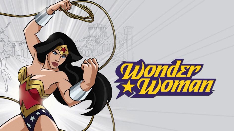 Wonder Woman flex