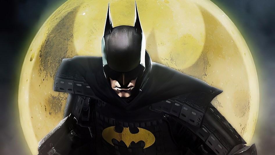 batman in armor