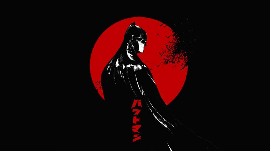 Batman from Japan