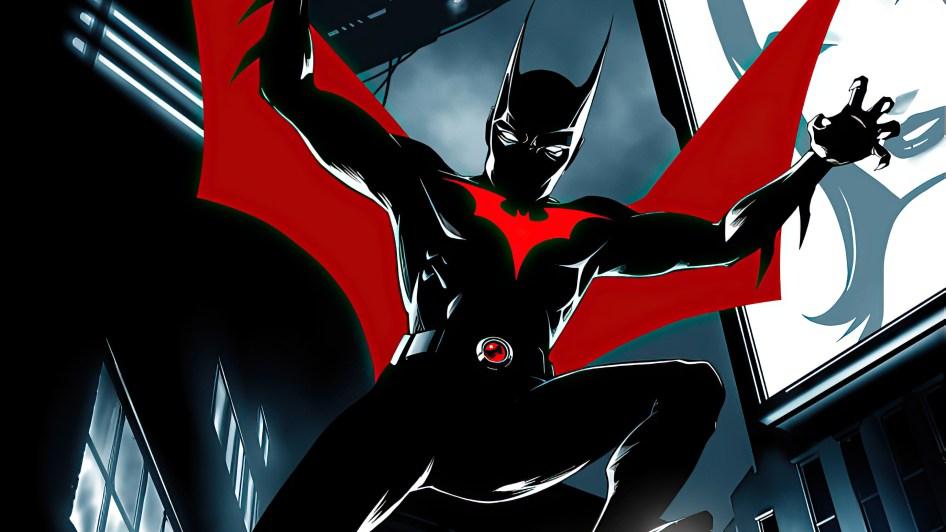 batman beyond has no mouth