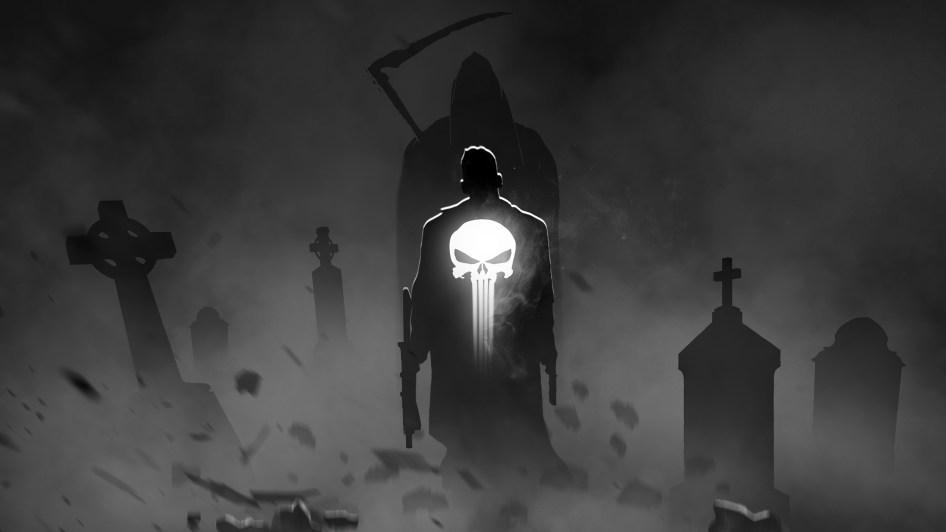 death stalks the punisher