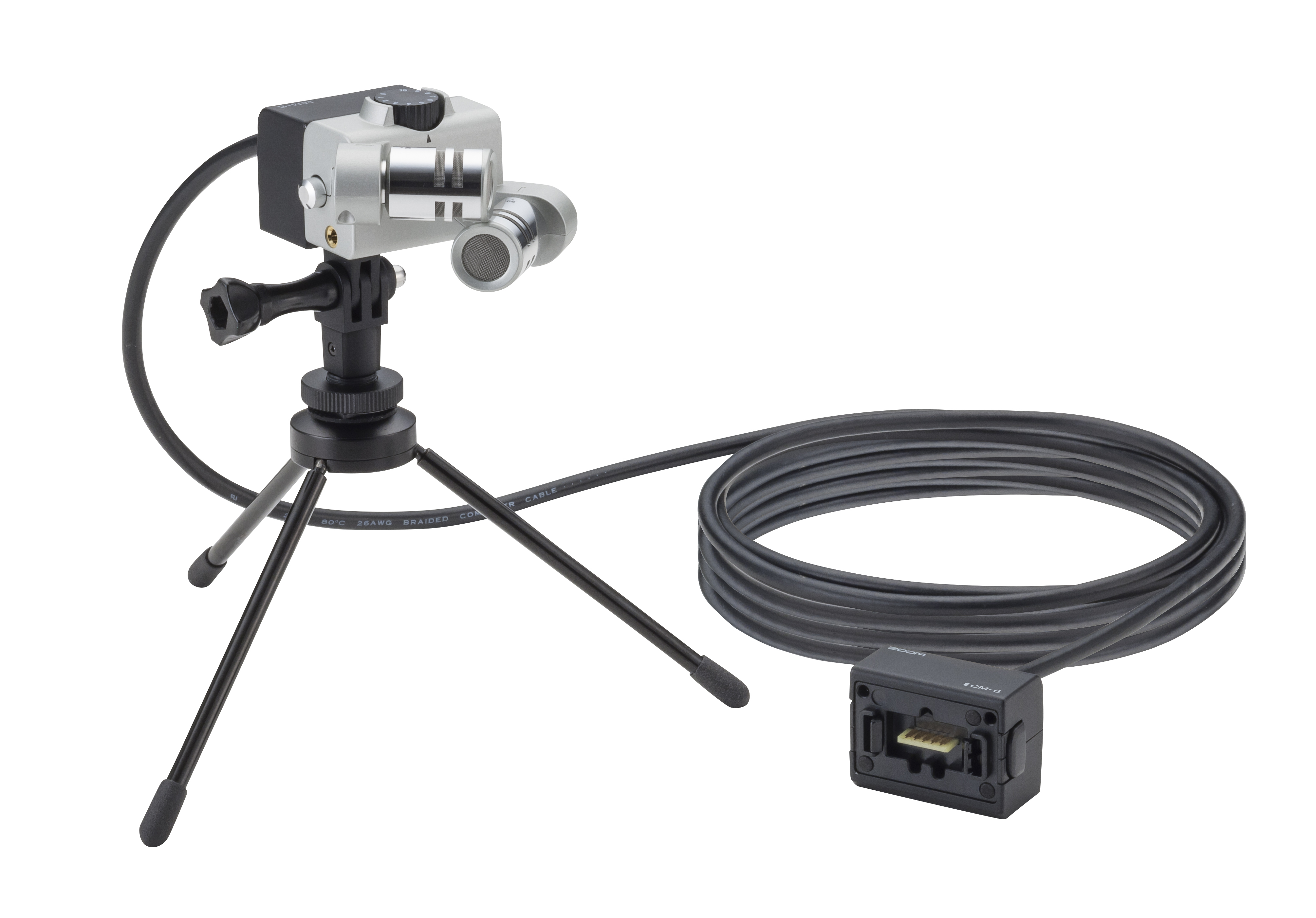 Ecm 6 Extension Cable For Zoom Microphone Capsules