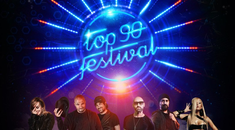 Top 90 Festival, il 9 dicembre a Milano il meglio della disco music anni '90