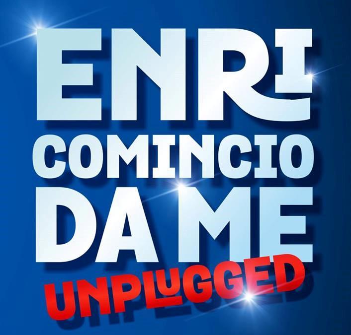 """""""ENRICOMINCIO DA ME Unplugged"""", Brignano a Roma fino al 14 gennaio"""