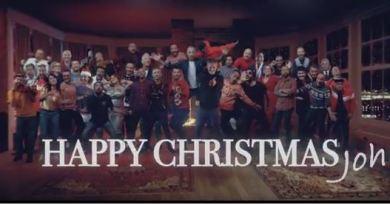 """""""Happy Christmas John"""", la canzone di Radio Deejay con i Thegiornalisti"""