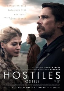 Locandina Hostiles - Ostili