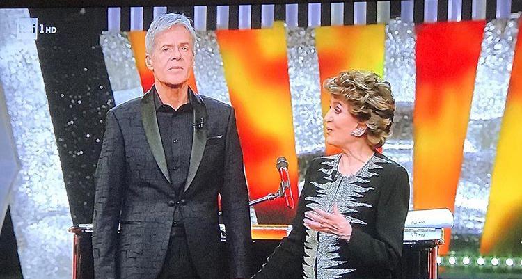 Sanremo 2018, seconda serata tra Sting e Leosini (senza Meta e Moro)