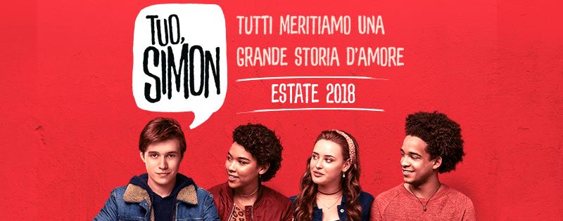 """""""Tuo, Simon"""": tutti meritiamo una grande storia d'amore (trailer italiano)"""