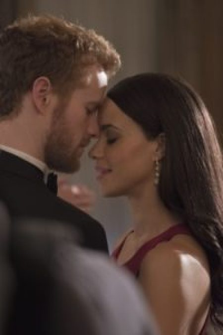 principe Harry e Meghan Markle immagine film