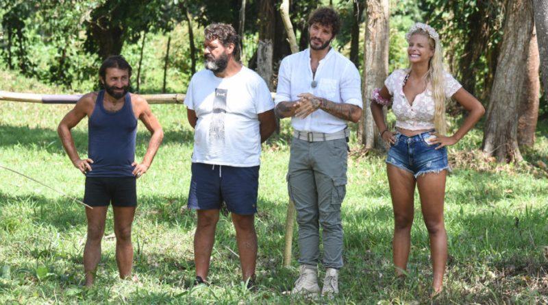 Isola dei famosi, Valeria torna in Italia. Chi uscirà tra Simone, Francesca e Franco?