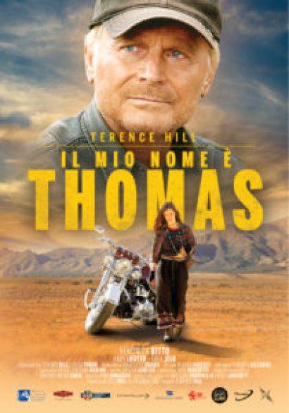 Terence Hill Il mio nome è Thomas locandina