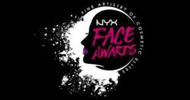 Nyx face awards italy 2018: il contest online per i talenti del makeup