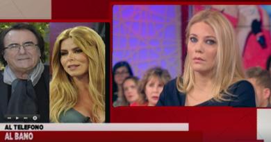 """Al Bano confessa in diretta tv: """"Io e Loredana ci siamo lasciati"""""""