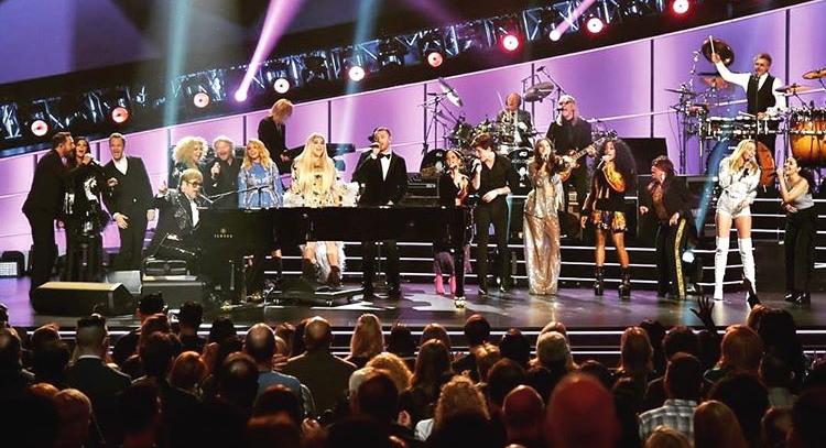 Lady Gaga, Sam Smith, Ed Sheeran... i loro omaggi a Elton John (VIDEO)