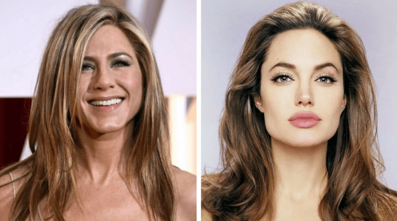 Jennifer Aniston e Angelina Jolie: guerra o pace tra le due?