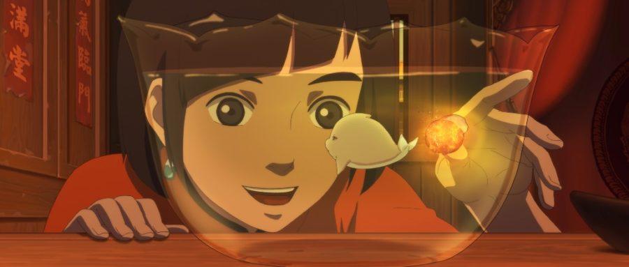 Arriva nei cinema italiani Big Fish & Begonia, il film d'animazione che ha incantato la Cina (TRAILER)