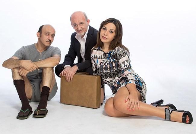 L'inquilino: al Teatro de' Servi una brillante commedia degli equivoci (anzi degli inganni)