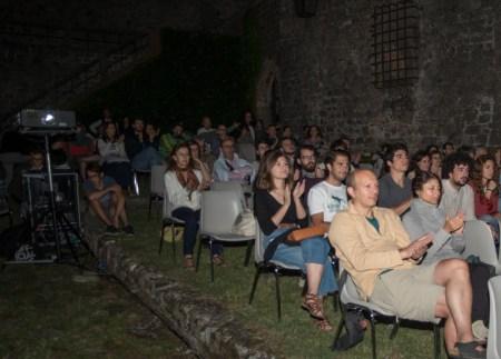 Momenti della premiazione Euganea Film Festival