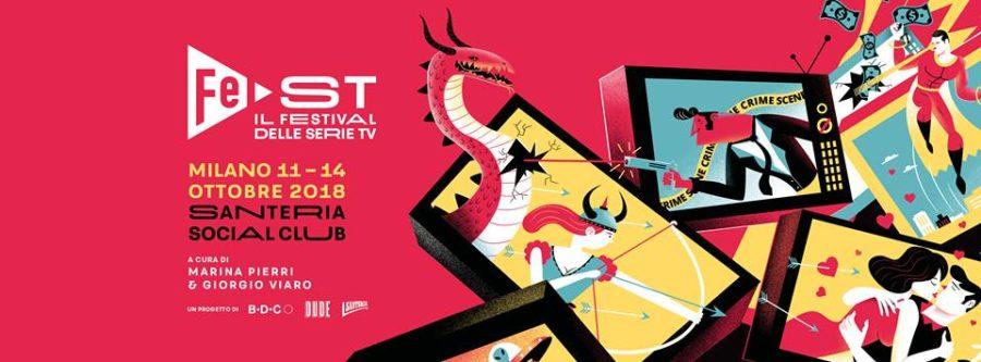 Festival delle Serie Tv: la prima edizione a Milano dall'11 al 14 ottobre
