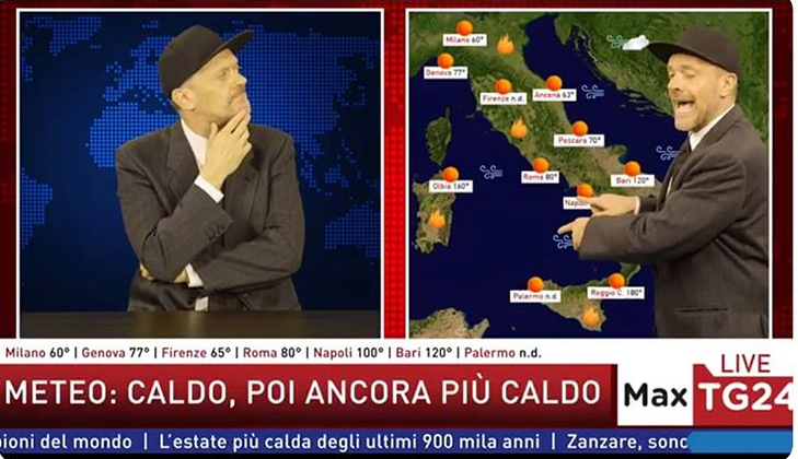 Un'estate ci salverà: la canzone dell'estate di Max Pezzali con gli Ex-Otago (VIDEO)