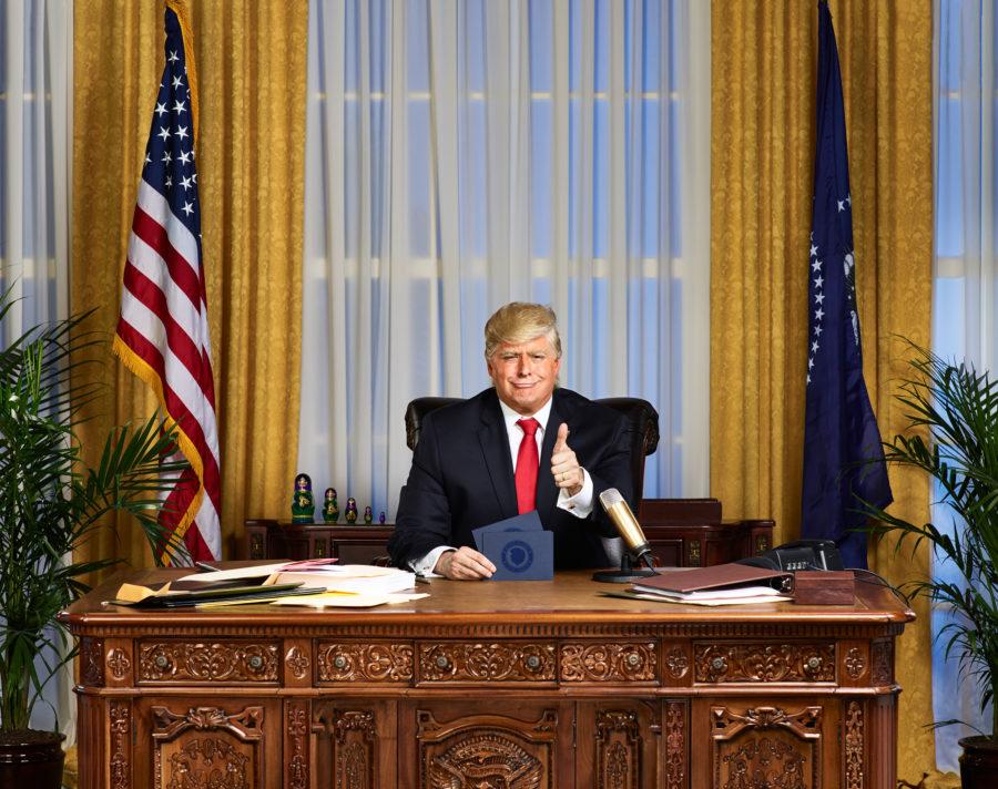 """Comedy Central celebra il 4 luglio con lo show """"God bless America with Trump"""""""