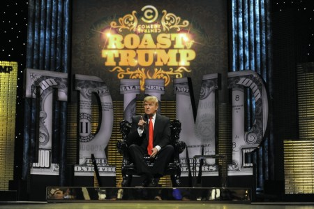 Comedy Central Roast of Donald Trump - Show