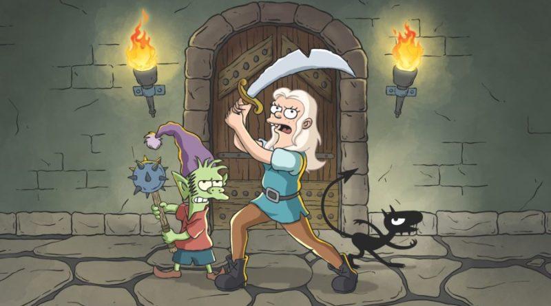 """Disincanto, la nuova serie ideata dal """"papà"""" de I Simpson (TRAILER)"""