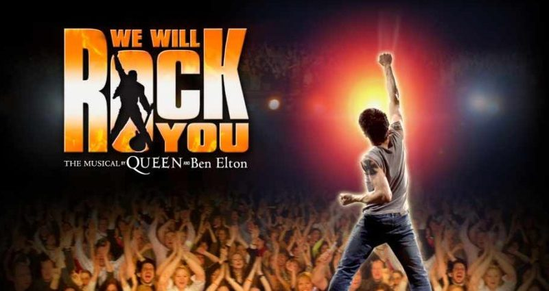 Torna il musical We Will Rock You: ecco il cast e le tappe del tour