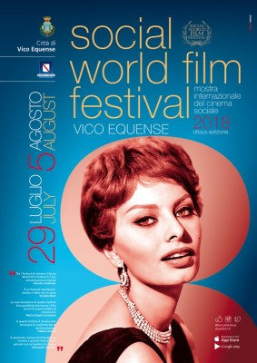 locandina social world film festival 2018