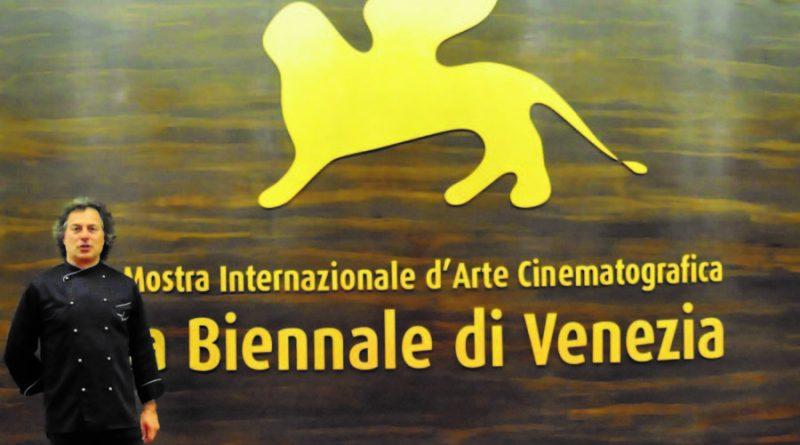 A Venezia 75 le delizie dello Chef internazionale Tino Vettorello