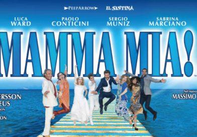 """Sale la febbre per """"Mamma Mia!"""", il musical dei record. Ecco il tour 2018/19"""