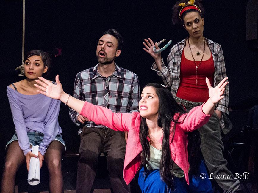 """Al de' Servi di Roma """"Operazione balena"""": uno spettacolo sulla bellezza della diversità"""