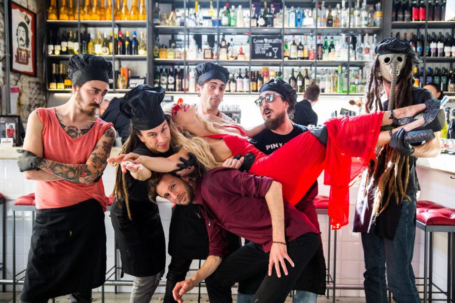 """Vodka e Noccioline: il nuovo brano dei Jaspers, la band di """"Quelli che il calcio"""""""