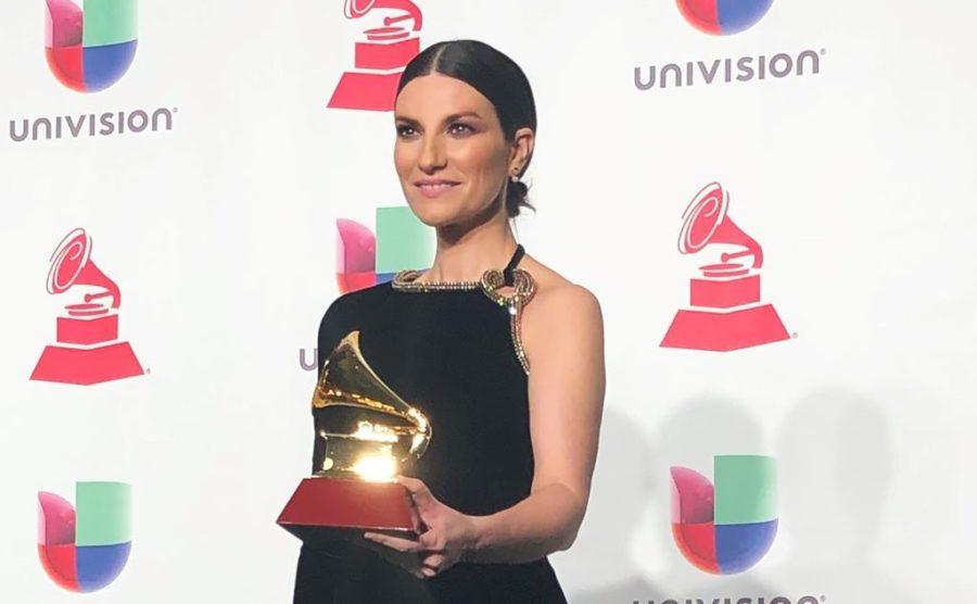 "Latin Grammy Award: Laura Pausini vince il premio ""Best Traditional Pop Vocal Album"""
