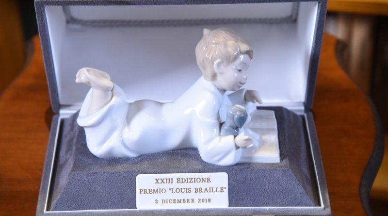 Premio Louis Braille: Elisa Isoardi al timone della nuova edizione