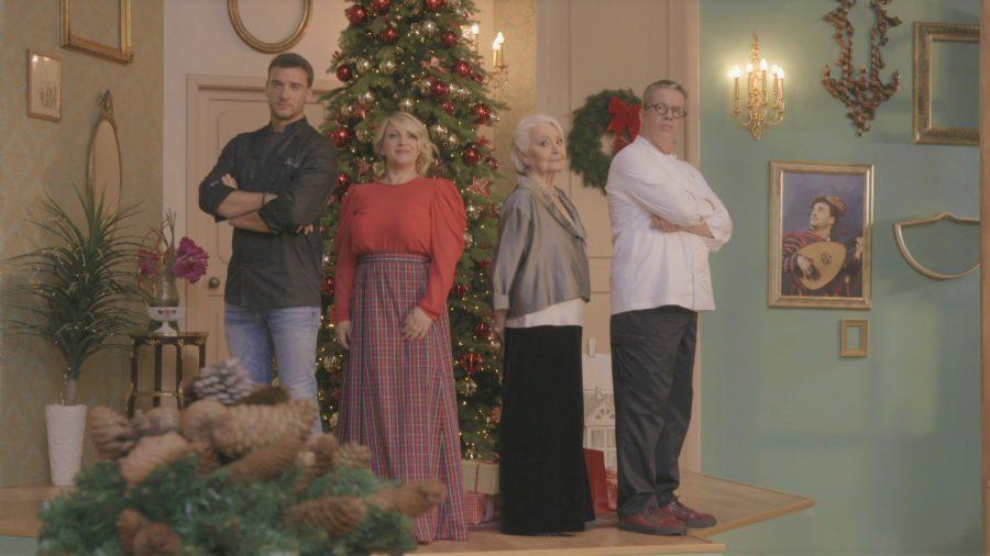 """Real Time: arriva """"Bake Off - Stelle di Natale"""". Chi sarà il """"Migliore dei Migliori""""?"""
