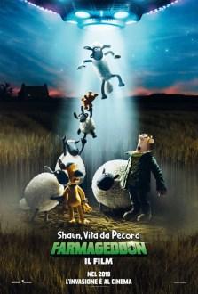 Shaun, Vita da Pecora - Farmaggedon Il Film