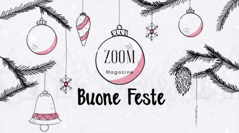 Buone Feste! Gli auguri delle celebrity ai lettori di Zoom Magazine