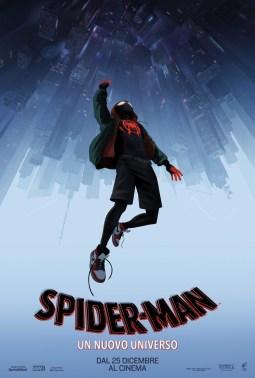 Spiderman: un nuovo universo